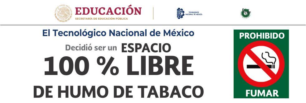 Libre de humo de tabaco