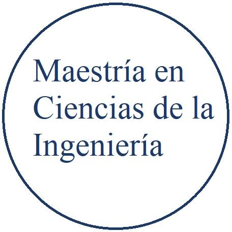 Maestría en Ciencias de la Ingeniería